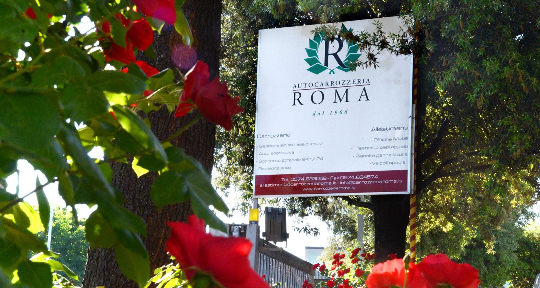 Carrozzeria Roma - Riparazioni a Prato